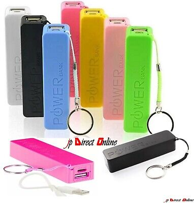 Genuine Signalex 1200 MAh Power Bank Portable Rechargeable USB Charger Mobile • 3.79£