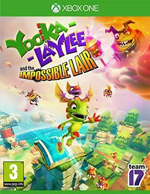 AU41.72 • Buy Yooka-Laylee And The Impossible Lair Xbox One