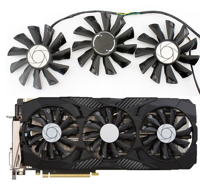 $ CDN20.49 • Buy Fan For MSI GeForce GTX 1070 1060 1080Ti  980Ti Duke Video Graphics Card Cooler
