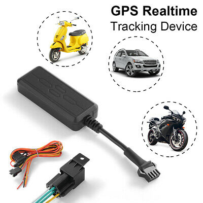 GPS Tracker Car Spy GT02 GSM H808 GPRS Real Time Tracking Locator Device MA2215 • 17.25£