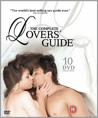 The Complete Lovers Guide Collection (DVD) • 34.99£