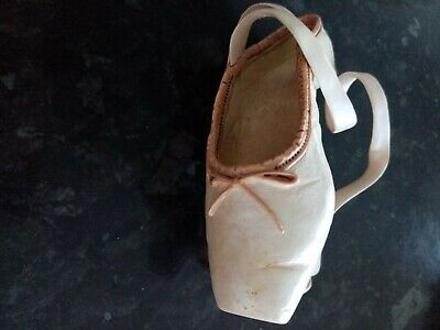 Ballet Shoe Ornament,  Just The Right Shoe , Perfect With Labels, No Box • 1.75£