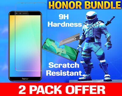 Original Honor Huawei Tempered Glass Screen Protector  Gorilla Mate P10 P20 P30 • 3.99£