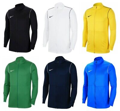 Nike Kids Boys Park 20 Sports Jackets Football Tracksuit Track Top Jacket Jumper • 16.03£