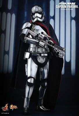 AU349.99 • Buy STAR WARS - Captain Phasma 1/6th Scale Action Figure MMS328 (Hot Toys) #NEW