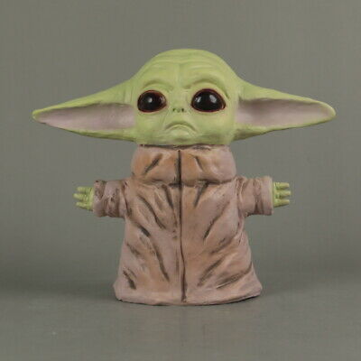 $11 • Buy Star Wars The Mandalorian Baby Yoda Hand Puppet Soft Kids Toy Gloves Fancy Props