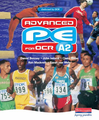 £26.80 • Buy Advanced PE For OCR A2 Student Book OCR Advanced PE