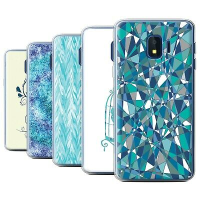ESwish Gel/TPU Phone Case For Samsung Galaxy J2 Core/J260 /Teal Fashion • 9.99£