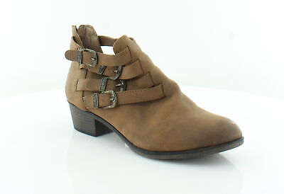 $16.99 • Buy American Rag Darie Brown Womens Shoes Size 9.5 M Boots MSRP $69.99