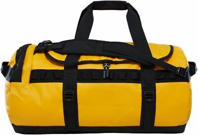 THE NORTH FACE Base Camp Duffel T93ETPZU3 Waterproof Travel Bag 71 L Size M New • 124.99£