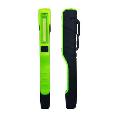 Micro Cob Torch Lumens Pocket Clip / UltraBright Torch - C/W Batteries - TLG0600 • 7.49£