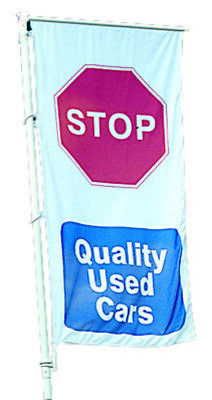 Quality Used Car Flag In Red, White & Blue  1.5 Metre X 1 Metre SSL0616 • 34.99£