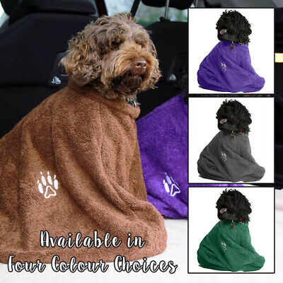 £20 • Buy TowelsRus Towelling Dog Bag, Drying, Coat, Absorbent
