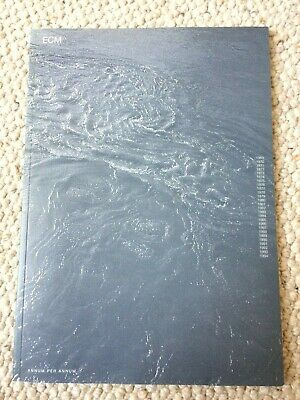RARE REFERENCE ECM 1994 Catalogue 76 Page Brochure WORKS / NEW SERIES • 10£