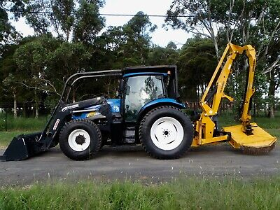 AU109500 • Buy Late Model 2012 New Holland T6050 PLUS 4x4 125 Hp Agricultural Farm Tractor