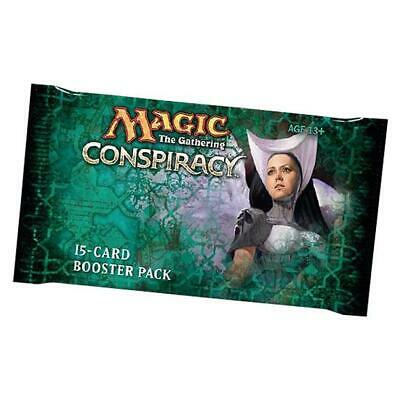 AU7.95 • Buy MAGIC THE GATHERING Conspiracy - Booster Pack