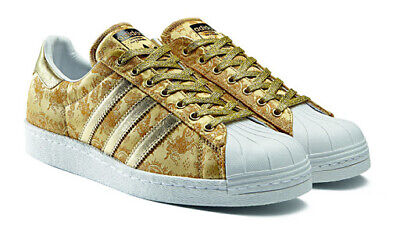 $ CDN150 • Buy Adidas Superstar 80 Chinese New Year Size 10.5 Year Of The Horse - Deadstock