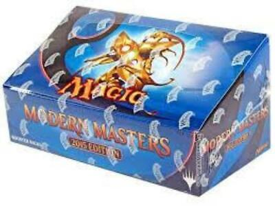 AU475 • Buy MAGIC THE GATHERING Modern Masters 2015 - Booster Box (24 Packs)