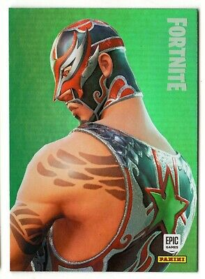 $ CDN19.42 • Buy Panini Fortnite 179 Masked Fury Rare Outfit Holofoil  - Printed In The Usa