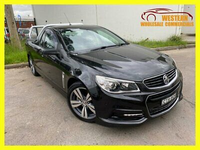 AU17990 • Buy 2014 Holden Ute VF MY14 SV6 Ute Extended Cab 2dr Spts Auto 6sp 3.6i Automatic A