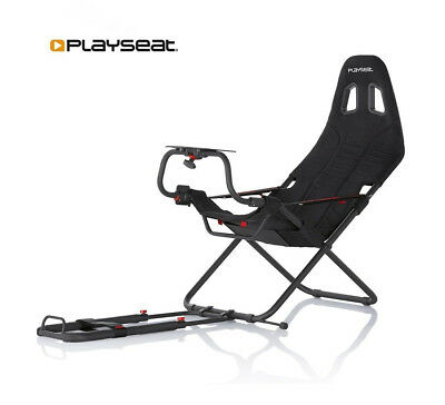$319 • Buy Playseat Challenge Sim Racing Cockpit Simulator Seat Driving Chair Wheel Stand