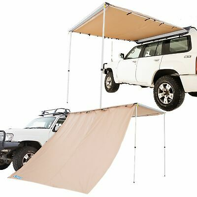 AU158.97 • Buy Kings 4X4 Outdoor Awning 2x3m + Awning Side Wall Shade Tent Roof Rack Screen