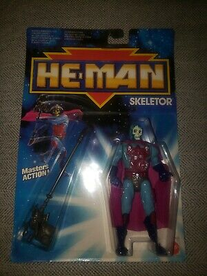 $124.99 • Buy New Adventures Of He-man Skeletor Sealed Masters Of The Universe 1988