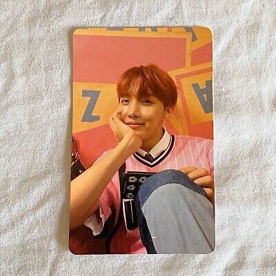 $14 • Buy BTS - J-Hope Love Yourself Her Official Photocard (E Ver.)