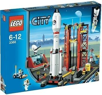 £100.22 • Buy LEGO City 3368 Space Center 100% COMPLETE  - NO Box. Manuals Included.
