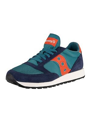 Saucony Men's Jazz Original Vintage Trainers, Blue • 67.95£