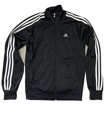 $ CDN24.95 • Buy Adidas Blck Track Jacket XS Extra Small Great Condition Climacool