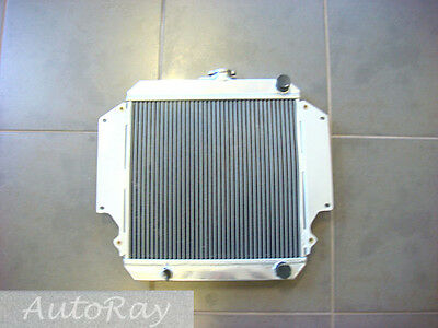 AU185 • Buy Aluminum Radiator For Suzuki Sierra SJ Series SJ50 1.3L 1985-1989 Manual MT