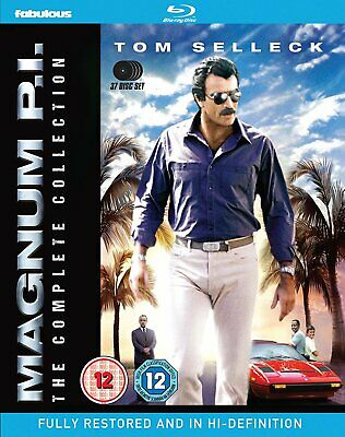 Magnum P.I. - The Complete Collection (Blu-ray) Tom Selleck • 145.99£
