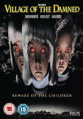 £6.99 • Buy John Carpenter's Village Of The Damned (DVD) Christopher Reeve, Kirstie Alley
