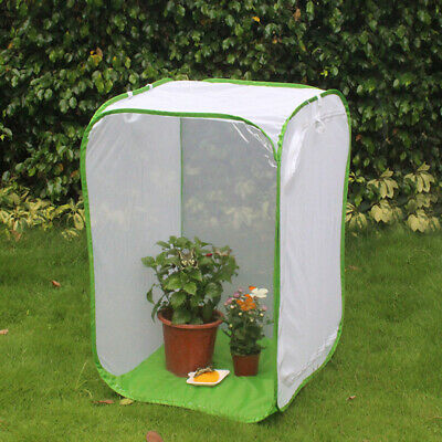 $27.22 • Buy Butterfly Chameleon Pop-up Housing Enclosure Praying Mantis Stick Insect Cage