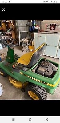 AU892 • Buy John Deere Ride On Lawn Mower