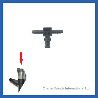 For Citroen Relay Fuel Leak Off Return Pipe Connector  • 5.25£