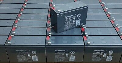 AU24.90 • Buy Panasonic 12V 7.8Ah Sealed Battery For Alarm NBN Toy Bike Car Solar APC UPS DIY