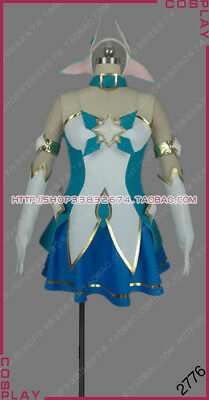 $ CDN119.63 • Buy LOL Star Guardian Skin The Starchild Soraka Dress Clothes Outfit Cosplay Costume