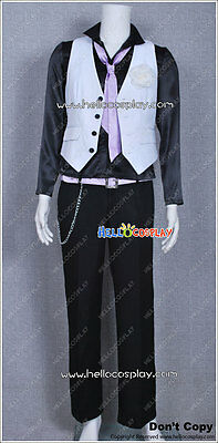$81.64 • Buy Vocaloid 2 Cosplay Just A Game White Camellia Kamui Gakupo Costume H008