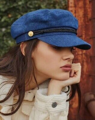 AU4.99 • Buy New Urban Outfitters Denim Captain Hat