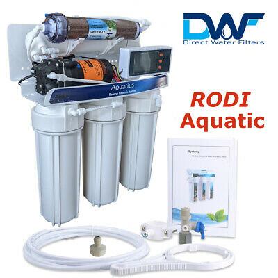 400 GPD  (RO) Reverse Osmosis System -  Pumped And Floor Stand • 199.95£