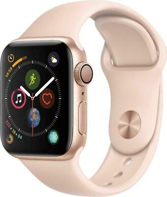 $ CDN308.84 • Buy Apple Watch Series 4 40 Mm Gold Aluminum Case With Pink Sand Sport Band (GPS).