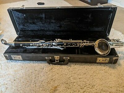 $300 • Buy Selmer Bundy Alto Clarinet & Case