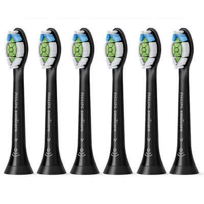 AU80.49 • Buy Philips Sonicare DiamondClean With BrushSync Replacement Toothbrush Heads Black