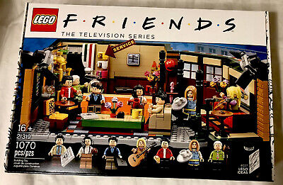 $68 • Buy LEGO Ideas: Central Perk (21319) Friends TV Show LEGO Set Holiday Gift Adult/Kid