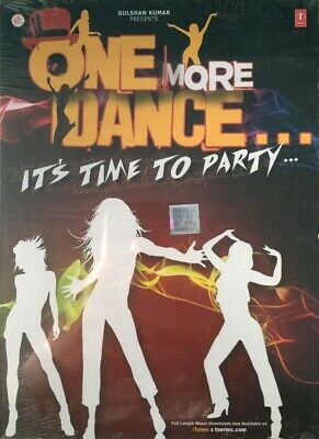 One More Dance It's Time To Party -  2 Cd Bollywood Remix Set • 6.99£