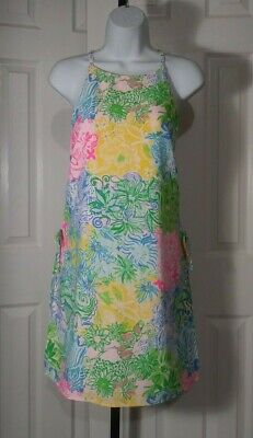 $19 • Buy Lilly Pulitzer Pearl Romper Cheek To Cheek Size 10