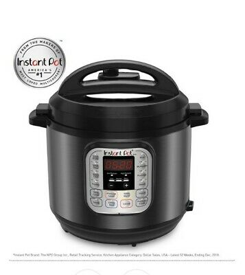 $89.99 • Buy Instant Pot Duo60 6 QT 7-in-1 Multi-use Programmable Pressure Cooker Slow Cook