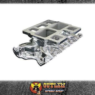 AU4135.35 • Buy Bds Blower Manifold Fits Ford 302-351 Cleveland 4v Heads With 6-71 - Bdsbm-5016p